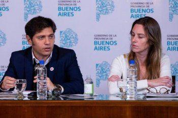 Axel Kicillof presentó junto a Agustina Vila el Programa de acompañamiento a las trayectorias y revinculación de estudiantes (ATR).