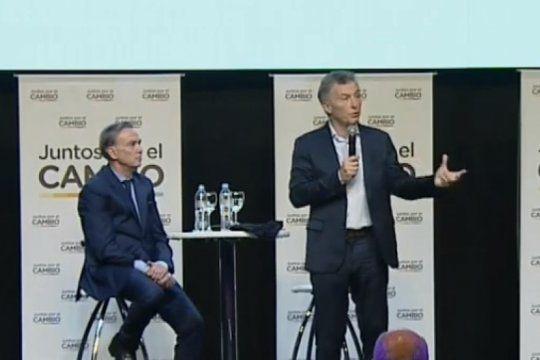 cumbre oficialista: pichetto se alineo con vidal y dijo que kicillof quiere otro cepo