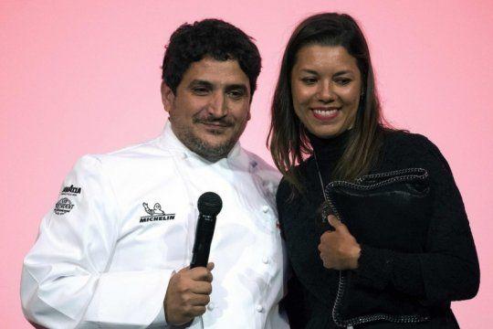 orgullo familiar: hablo la hermana de mauro colagreco, el chef platense premiado con la estrella michelin