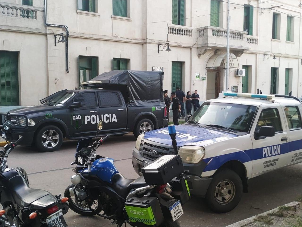 chacabuco: roban mas de dos millones de pesos a una familia en una estancia