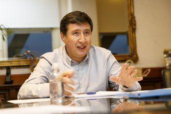 Daniel Arroyo, ministro de Desarrollo Social de la Nación