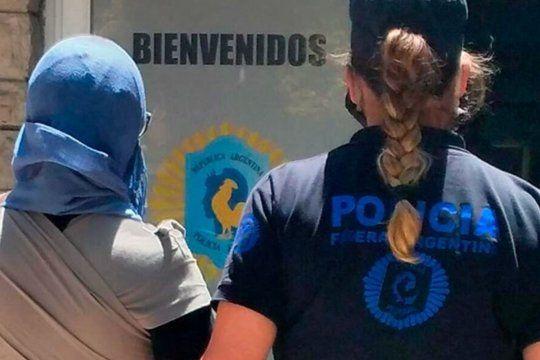 Una mujer de 33 años, de nacionalidad rusa, fue detenida en Mar del Plata