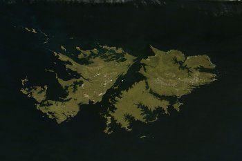 Amazon le respondió a un usuario que las Islas Malvinas que no son territorio británico.