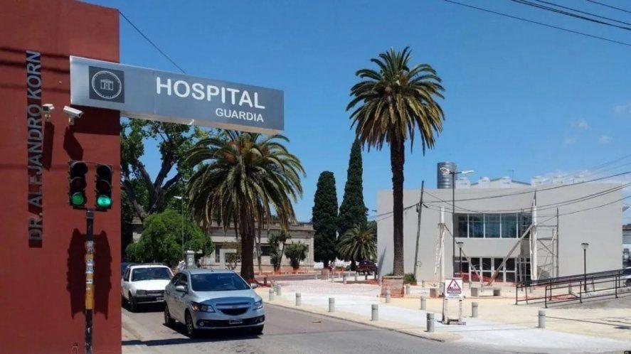 El hombre de 61 años fue atendido en la Guardia del hospital de Melchor Romero