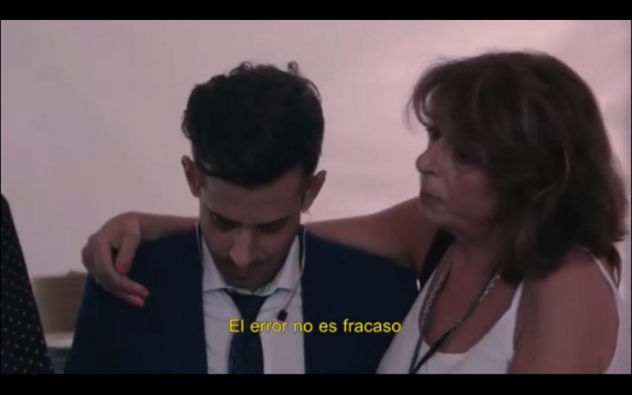 """""""El error no es fracaso"""" La respuesta de Radagast tras el mal momento en Chile"""