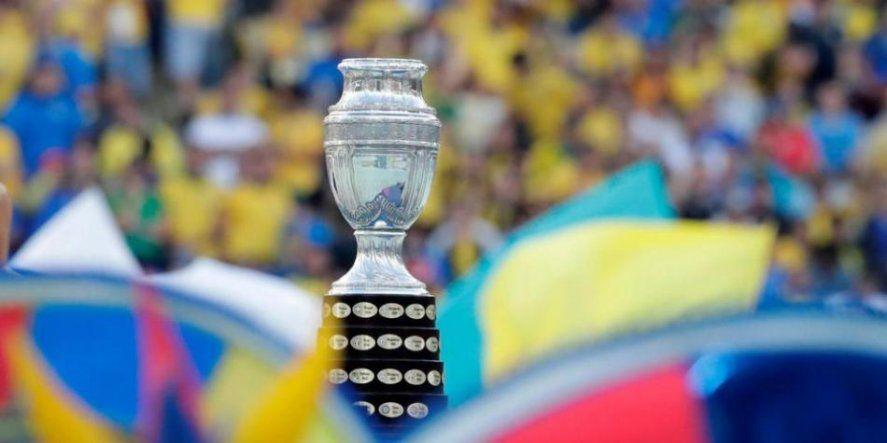 Copa América en Brasil