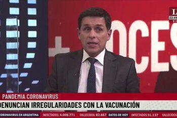 Fernando Carnota ignoraba que AstraZeneca y Covishield eran la misma vacuna y quiso denunciar una irregularidad en su aplicación por parte de La Cámpora. Hizo un papelón antológico