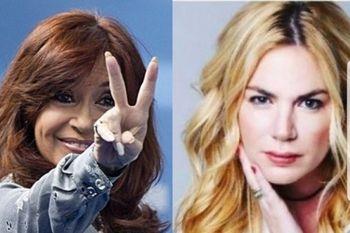 Esmeralda Mitre le agradeció sus palabras a Cristina Kirchner