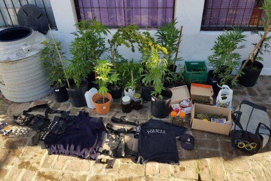 detuvieron a una cultivadora de marihuana para uso medicinal y hay polemica