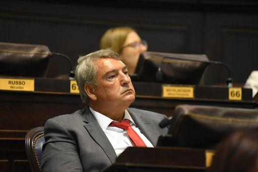 El candidato a diputado nacional, Jorge DOnofrio de las filas del massismo