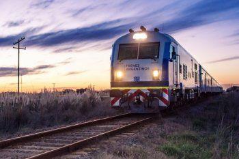 El Tren Roca llega hasta Mar del Plata, pero el ramal General Guido - Pinamar está inactivo.