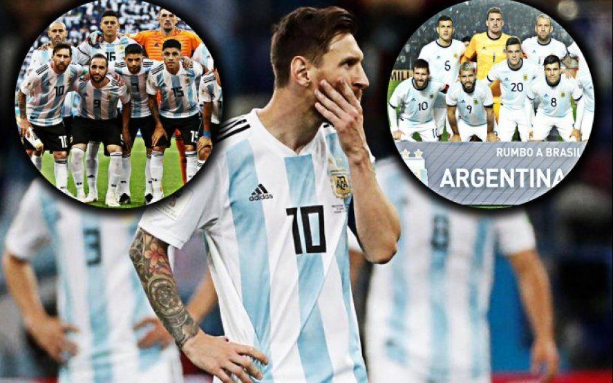¿Cuánto cambió la Selección Argentina a un año del Mundial de Rusia?