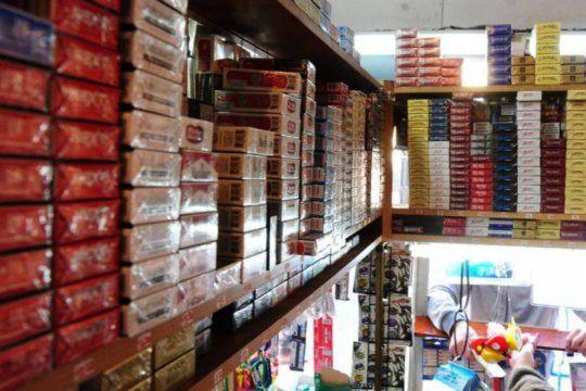 la afip autorizo la importacion de cigarrillos hasta el 30 de septiembre para evitar el desabastecimiento
