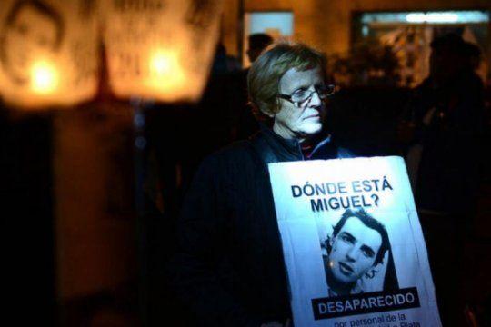¿donde esta miguel bru?: a 25 anos de su desaparicion se renueva el pedido de justicia