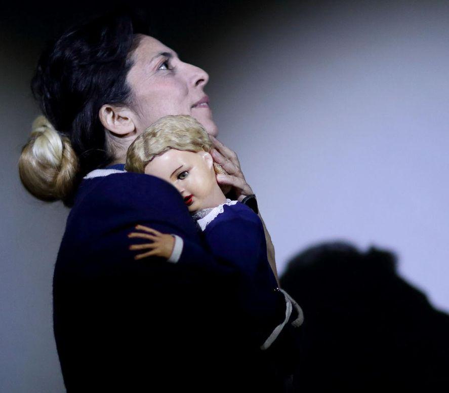 Evitácora es una obra de teatro que también estará presente este domingo en Tecnópolis.