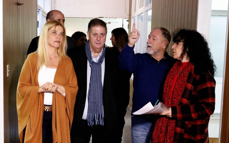 Collia, el ex ministro de Salud que aspira recuperar Tres de Febrero para el PJ