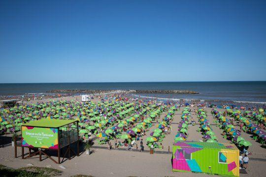 mar del plata: la mayoria de los turistas alquilaron por un fin de semana y cayeron las ventas