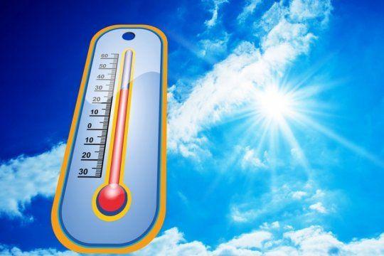 el calor no da tregua: alerta amarillo en bolivar y pehuajo por las altas temperaturas