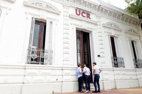 Siguen las discusiones internas en la UCR bonaerense