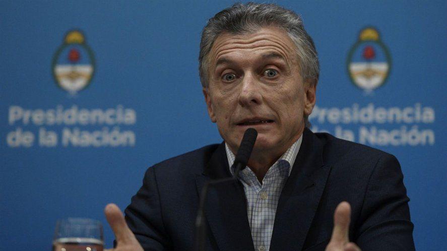Causa Correo: Macri habló de abuso militante