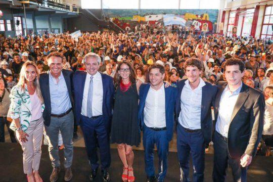 alberto fernandez presento el programa ?argentina hace? y respaldo a kicillof tras la sancion de la ley impositiva