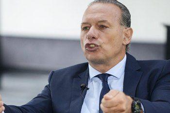 El ministro de Seguridad Sergio Berni encendió la disputa con los intendentes opositores.