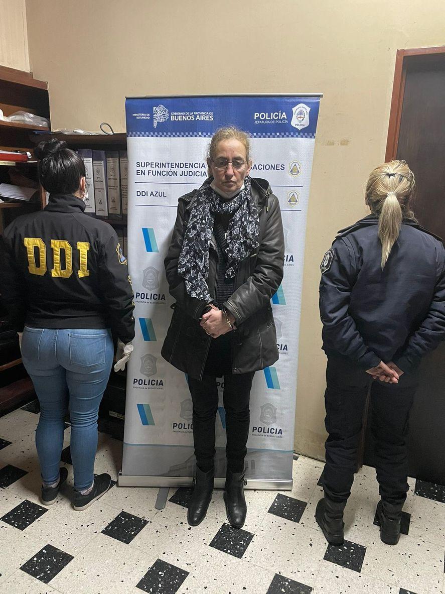 La mujer detenida acusada de apuñalar al médico cardiólogo