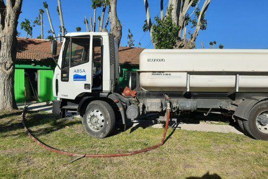 ABSA confirmó que se normaliza el servicio de agua en La Plata