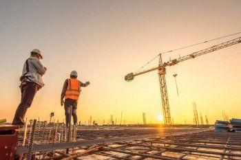 La construcción creció 2,1% en julio y 19,8% interanual