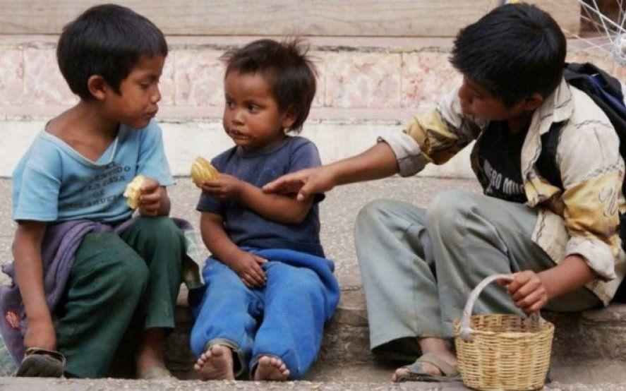 #NiñezEnAgenda: la jornada que busca visibilizar el drama de la pobreza en niños, niñas y adolescentes