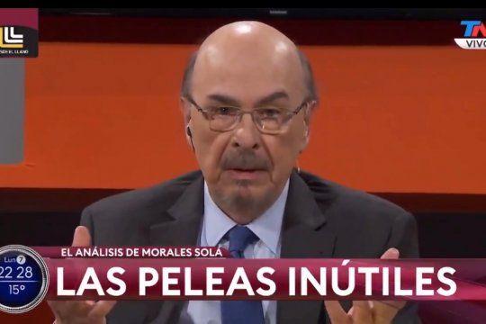Joaquín Morales Solá involucrado dentro de la interna de Juntos por el Cambio tanto en CABA como en la Provincia de Buenos Aires