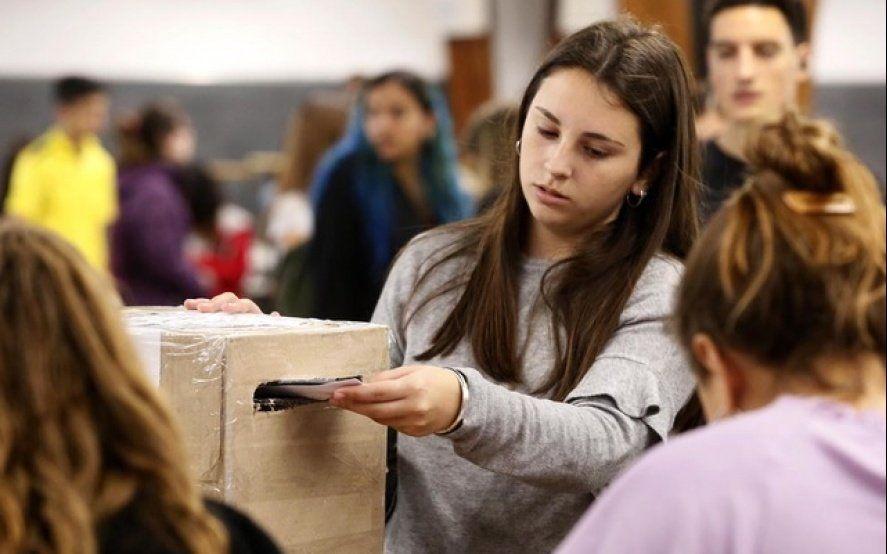 Expectativa en las 17 facultades de la UNLP: así se vive la segunda jornada de las elecciones estudiantiles