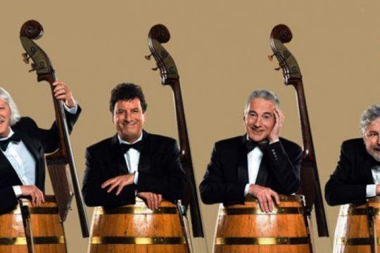 les luthiers compartira cuatro espectaculos en su cuenta de youtube