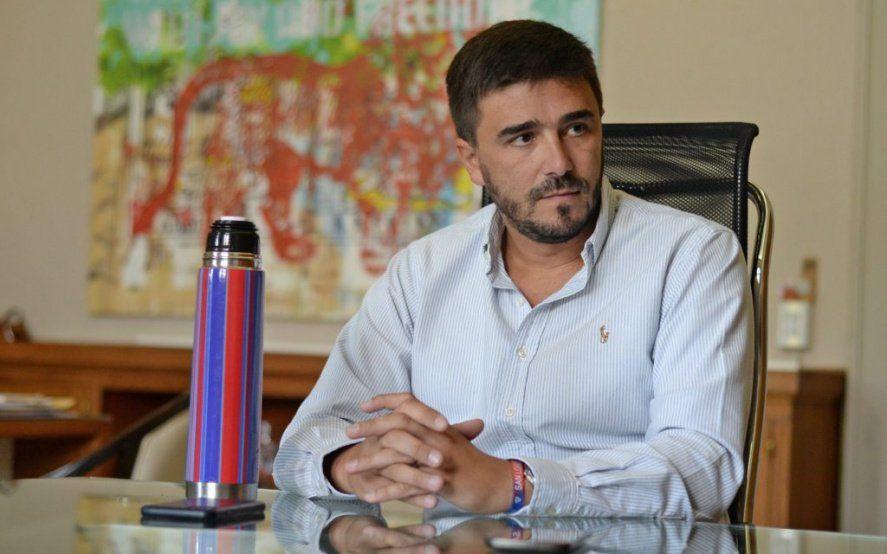 """El intendente de Olavarría dio negativo para COVID 19: tenía una """"gripe común"""""""