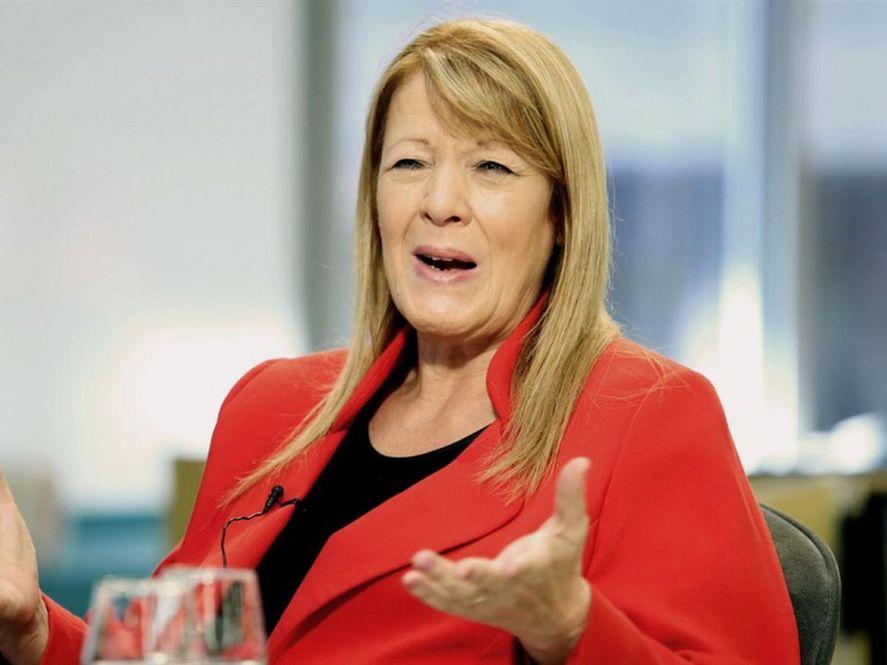 Margarita Stolbizer desmintió a Gerardo Morales
