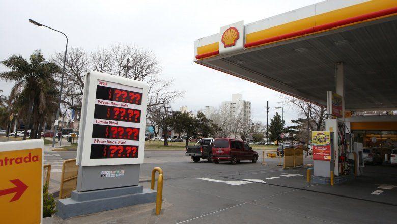 Ya rige el aumento del 5% en los combustibles y se espera otra suba en dos semanas