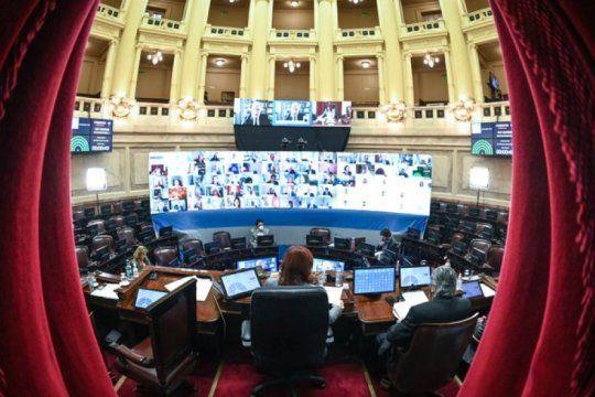 segui en vivo el desenlace del debate de la reforma judicial en el senado