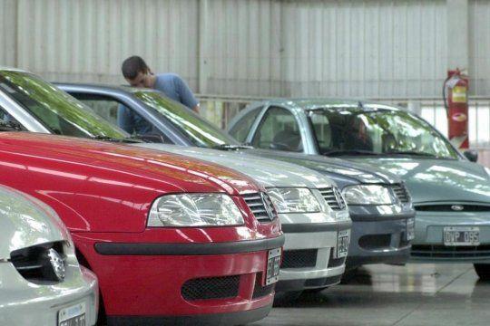 La venta de autos usados experimentó una baja en octubre