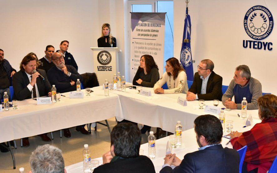 Un paso histórico en La Plata: avanzan en materia de equidad de género dentro del ámbito laboral