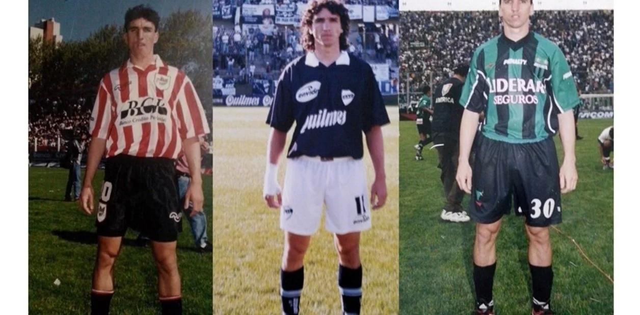 Otra vida: Couceiro jugó en Estudiantes, Quilmes y Chicago entre otros, tras el retiro llegó la delincuencia.