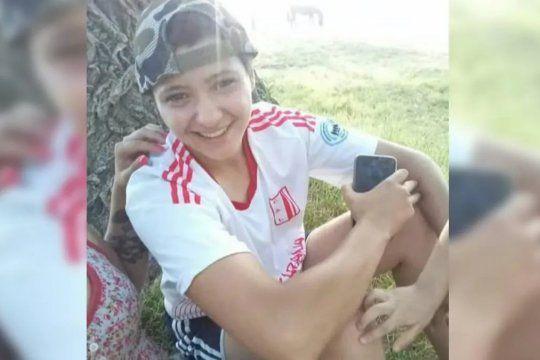 Tehuel de la Torre, de 21 años. Lleva más de un mes desaparecido