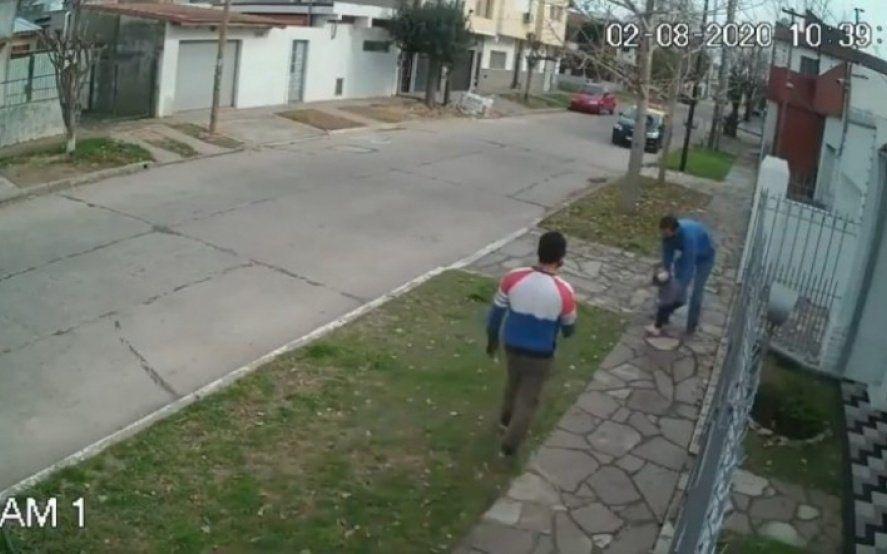 Cayó el dúo que asaltó a un hombre junto a su hija de 4 años