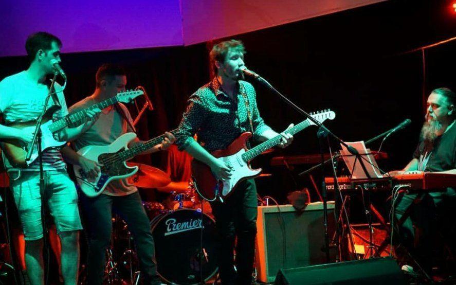 Federico Pesci se presenta con su material solista en La Plata