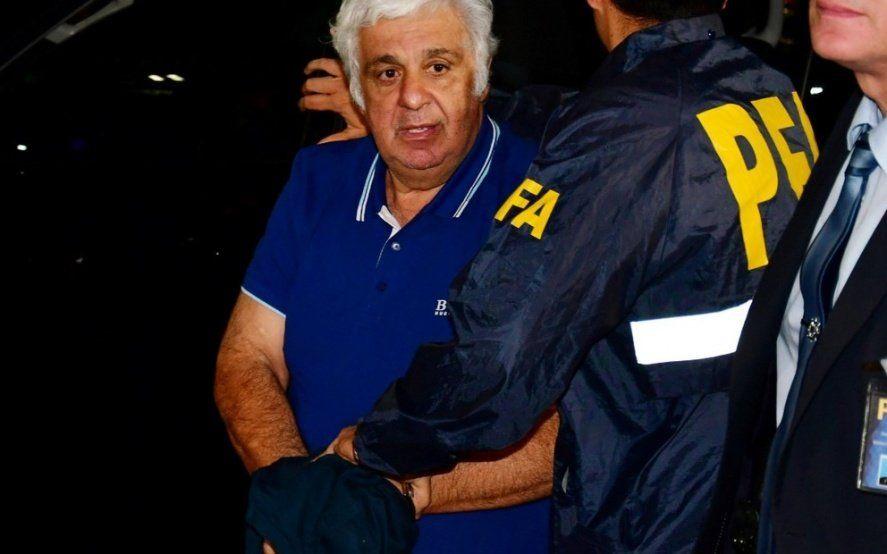 Por haberse ido del país el fiscal dijo que pedirá la prisión preventiva de Alberto Samid