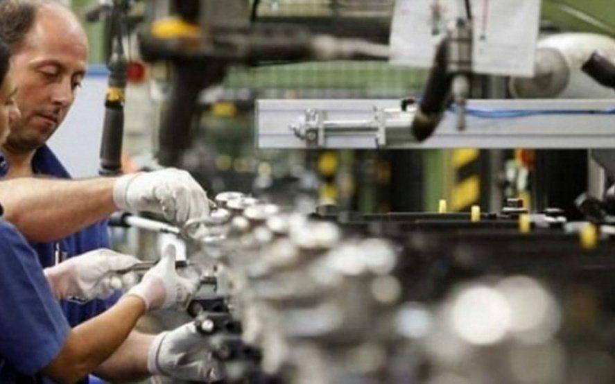 La producción industrial de las pymes cayó 6,5% en mayo
