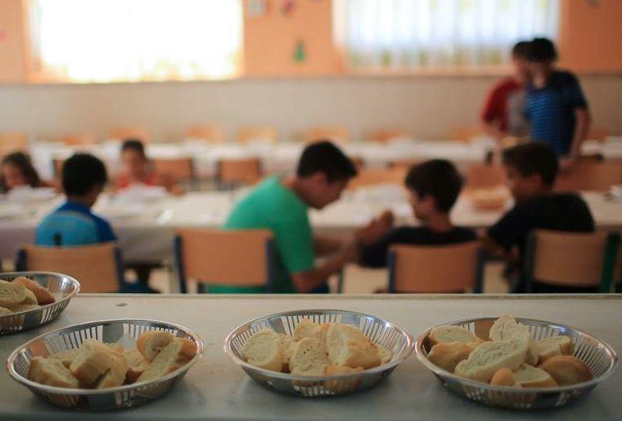 juntos por el cambio exigio que abran los comedores escolares