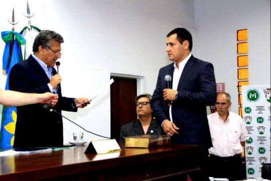 Suspenden al concejal Maximiliamo Dodera por la Ley de Paridad de Género.