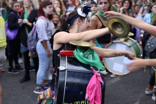 34º enm en la plata: estas son las bandas que tocaran en la pena del encuentro feminista