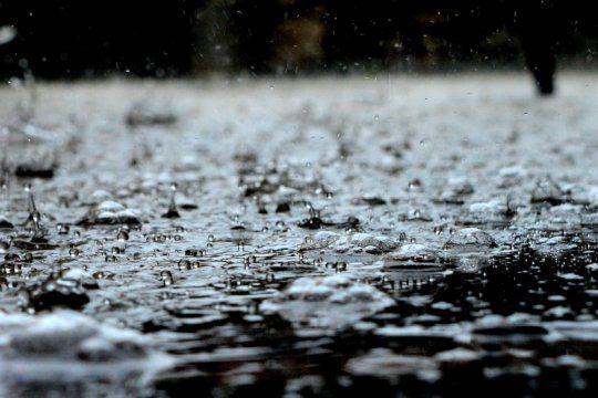 advierten por tormentas fuertes con lluvias intensas en mar del plata y miramar