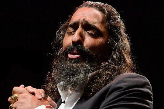 El cantante flamenco quedó detenido por violencia de género en Madrid.